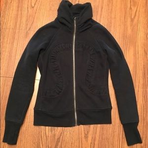 Lululemon full zip jacket